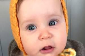 Robert Downey Jr. mostra pela primeira vez o rosto da filha caçula, Avri Roel