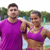 Anitta lidera competição com personal no 'Estrelas': 'Achei que seria a última'