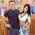 Adriano Garib quer perder peso e ficar em forma com o 'Dança dos Famosos'