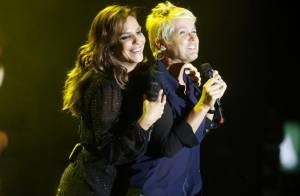 Ivete Sangalo diz sobre Xuxa na Record:'Qualquer coisa que me chamar, participo'