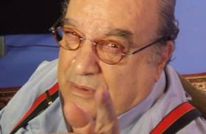 Ator e diretor Antônio Abujamra morre aos 82 anos. Famosos lamentam: 'Triste'