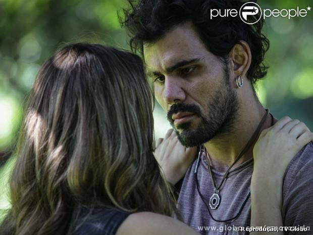 Paloma reencontra Ninho, após 12 anos, e os dois se beijam em 'Amor à Vida'. Publicado em 24 de maio de 2013