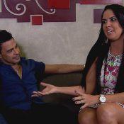 Graciele Lacerda relembra 1º eu te amo de Zezé Di Camargo: 'No rala e rola'
