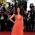 A atriz Andie MacDowell foi decotada no sexto dia do Festival de Cannes