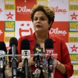 A presidente Dilma Rousseff é a única brasileira representante da lista das 100 mulheres mais poderosas do mundo