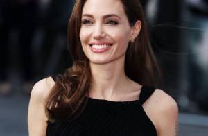 Angelina Jolie faz a primeira aparição pública após anúncio da mastectomia dupla