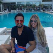 Bárbara Evans completa um mês de namoro com Fabrício Assunção: 'Dia especial'