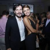 Daniel de Oliveira diz como pediu Sophie Charlotte em casamento:'Em chá de bebê'