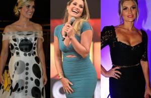Flávia Alessandra chega aos 41 anos em ótima fase! Veja os segredos de beleza