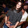 Bruna Marquezine e o modelo Marlon Teixeira chegaram a iniciar um romance, iniciado no fim de 2014, mas a relação não engatou por causa da distância: ela mora no Rio de Janeiro e o rapaz, em Nova York