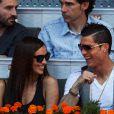 Irina Shayk e Cristiano Ronaldo anunciaram o término do namoro em janeiro após cinco anos juntos