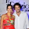 Helena Ranaldi terminou o namoro com o ator Allan Souza, iniciado em junho de 2014, em março deste ano