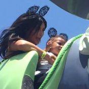 Filha de Kim Kardashian e Kanye West, North faz aniversário de 2 anos na Disney