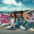 Bruna Marquezine e Marlon Teixeira posaram na Bahia para a campanha verão da Coca-Cola Clothing