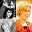 'Roque Santeiro' também foi a primeira novela de Claudia Raia. No folhetim, a atriz era a dançarina Ninon