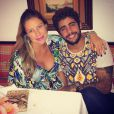 Luana Piovani é casada com o surfista Pedro Scooby