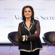 Marieta Severo, aos 68 anos, diz que não faria botox: 'Testa tem que ser móvel'