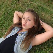 Aos 10 anos, atriz mirim de 'A Vida da Gente' já pensa em dieta: 'Vaidosa'