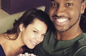 Thiaguinho parabeniza Fernanda Souza pelo seu aniversário: 'Que você seja feliz'