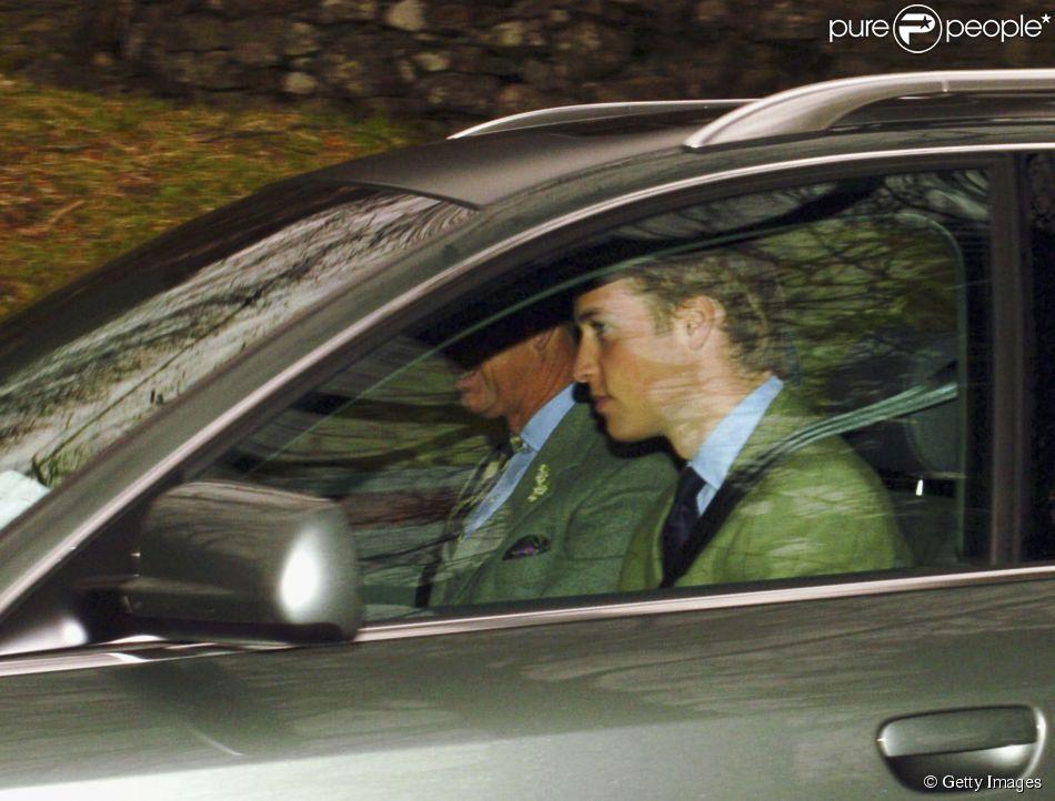 Gente como a gente! Príncipe William gosta de dirigir e abre mão de motoristas em determinadas ocasiões