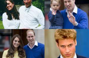 Príncipe William faz 33 anos como pai e marido exemplar. Veja curiosidades!