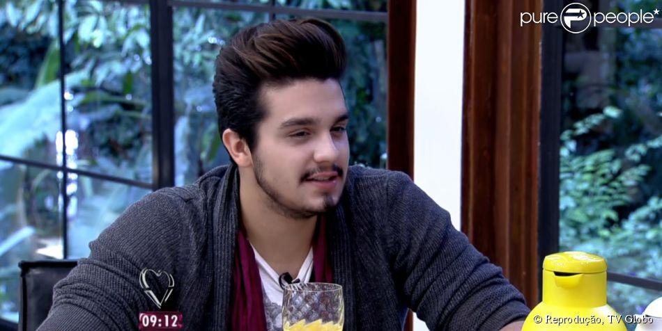Luan Santana Lamenta Morte Do Avô Paterno José Falar Não Resume