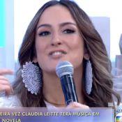 Claudia Leitte confirma permanência no 'The Voice Brasil': 'Vai ser o máximo!'