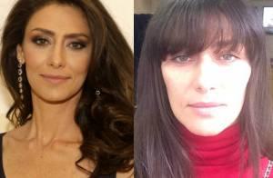 Maria Fernanda Cândido recebe elogios após mudar visual e cortar franja: 'Linda'