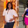 Solange Couto contou recentemente sobre a luta contra a balança e como conseguiu perder 47kg
