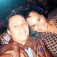 Solange Couto é casada com Jamerson Andrade, 30 anos mais novo que ela