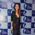 Nathalia Dill vai ao Prêmio de Música Brasileira, no Rio de Janeiro