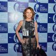 Vera Zimmermann comparece ao Prêmio de Música Brasileira