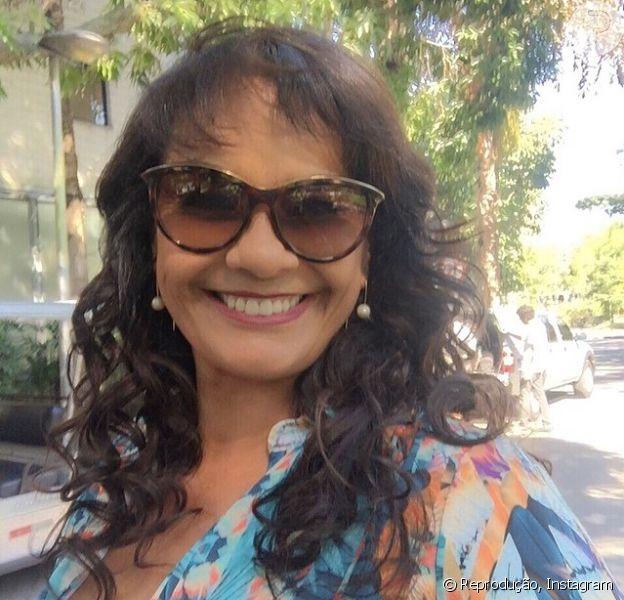 Solange Couto está internada no hospital Samaritano, na Barra da Tijuca, Zona Oeste do Rio de Janeiro