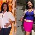 Em 2013, Solange Couto passou por uma cirurgia de redução de estômago e este ano a artista já tinha conseguido enxugar 47 quilos