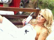 Antonia Fontenelle sobre ensaio na 'Playboy': 'Façam um check-up antes de verem'