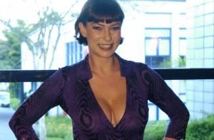 Maria Paula prepara novo programa e diz que está bem solteira: 'Estou adorando'