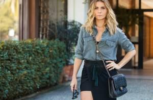 Vilã de Giovanna Antonelli em novela só usará roupa de marca: 'Grife importada'