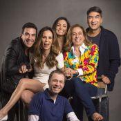 Patrícia Poeta vibra com estreia do 'É de Casa': 'Vou falar de relacionamento'
