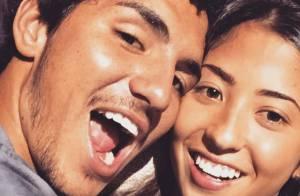 Gabriel Medina diz que namorada tomou iniciativa e admite: 'Sou muito ciumento'
