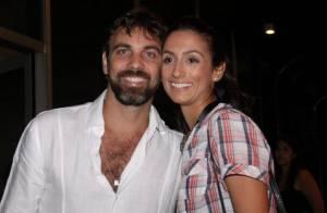 Marcelo Faria sobre cenas de sexo da mulher com Marcos Pasquim: 'Vou assistir'