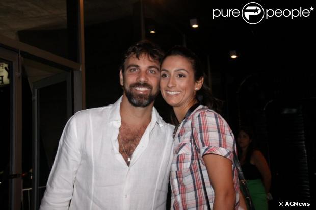 Marcelo Faria diz que vai assistir à mulher, Camila Lucciola, em 'Saramandaia' e não vai se importar com as cenas de sexo com Marcos Pasquim