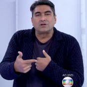 Zeca Camargo se desculpa por errar nome de Cristiano Araújo: 'Momento difícil'