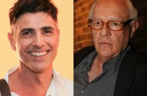 Par de Reynaldo Gianecchini em 'Verdades Secretas', Ney Latorraca deixa novela