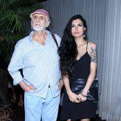 Francisco Cuoco e namorada 53 anos mais nova farão peça sobre diferença de idade