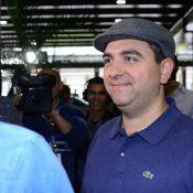 Buddy Valastro, o Cake Boss, chega a SP e é recebido por fãs: 'Muito carinho'