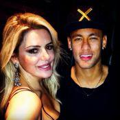 Mari Alexandre tieta Neymar e publica foto no Instagram: 'Gatinho demais'