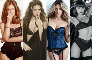 Lingerie Day: inspire-se nos looks de famosas para ficar ainda mais sexy!
