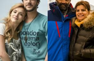 Final da novela 'Sete Vidas': casais Júlia e Pedro e Lígia e Miguel ficam juntos
