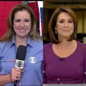 Renata Capucci, jornalista da Globo, perde 11 kg e afirma: 'Esforço e foco'