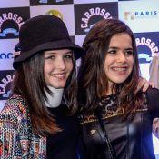 De colar cervical, Larissa Manoela lança filme 'Carrossel' com Maisa Silva